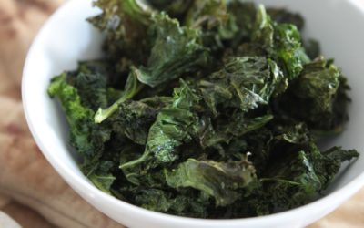 Sea Salty Kale Chips