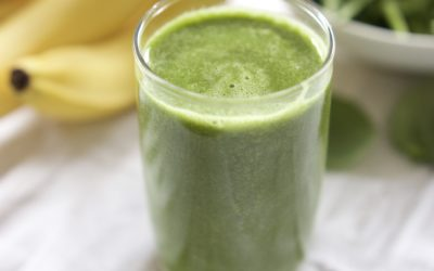 Triple Green Detox Smoothie