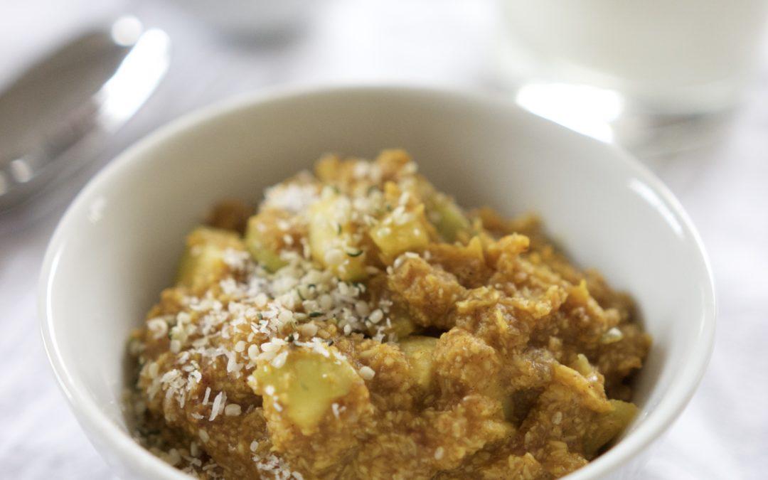 Paleo Pumpkin Porridge