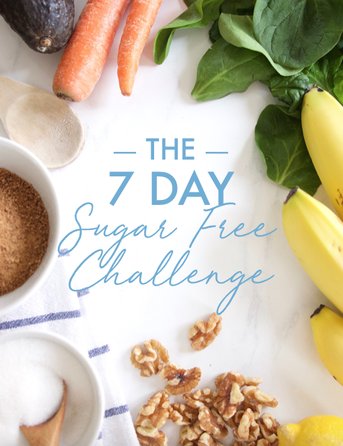 The 7 Day Sugar Free Challenge Image