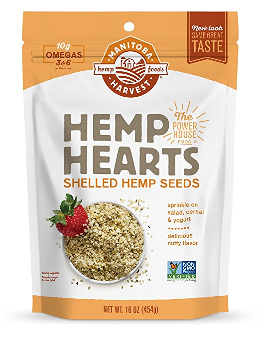 Manitoba Harvest Hemp Seeds Image