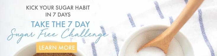 Sugar Challenge Promo Slider