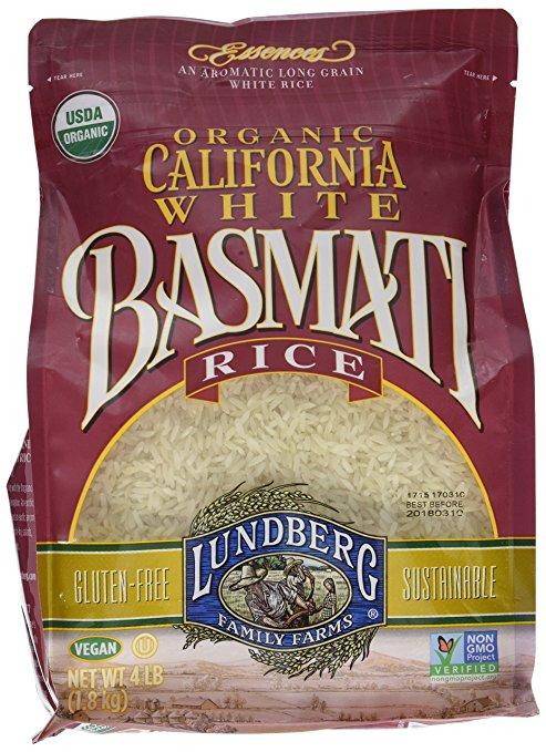 Basmati Rice Image