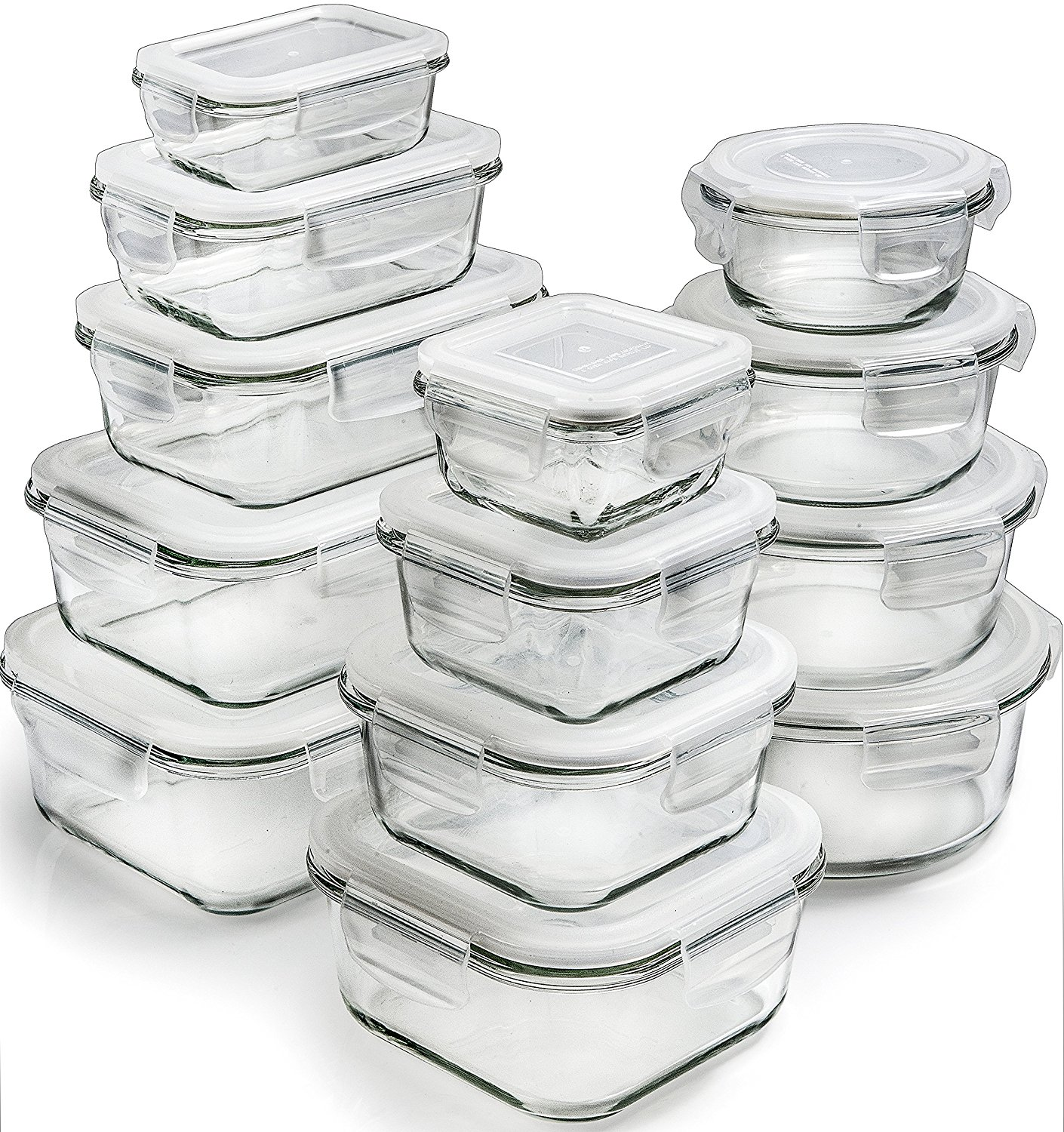 Glass Food Storage Containers Image