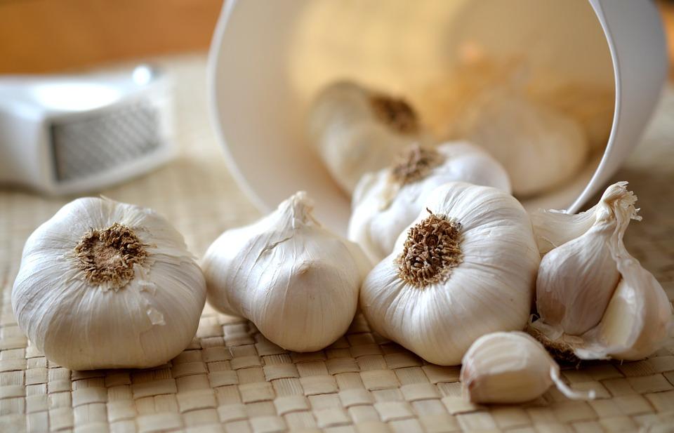 5 Immune Boosting Foods for Cold & Flu