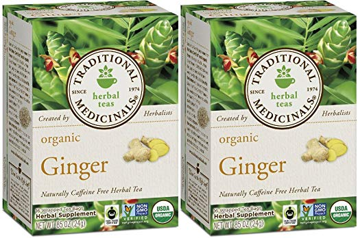 Ginger Tea Image