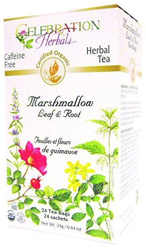 Marshmallow Leaf & Root Tea Image