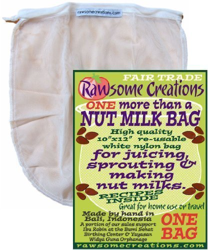 Nut Milk Bag Image
