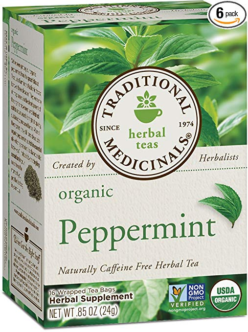 Peppermint Tea Image