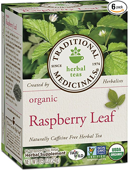 Raspberry Leaf Tea Image