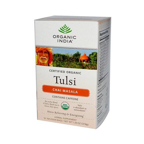Tulsi Masala Chai Tea Image