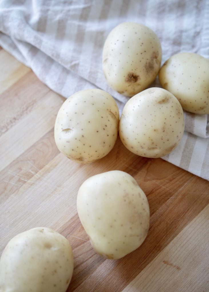 potatoes for making gnocchi