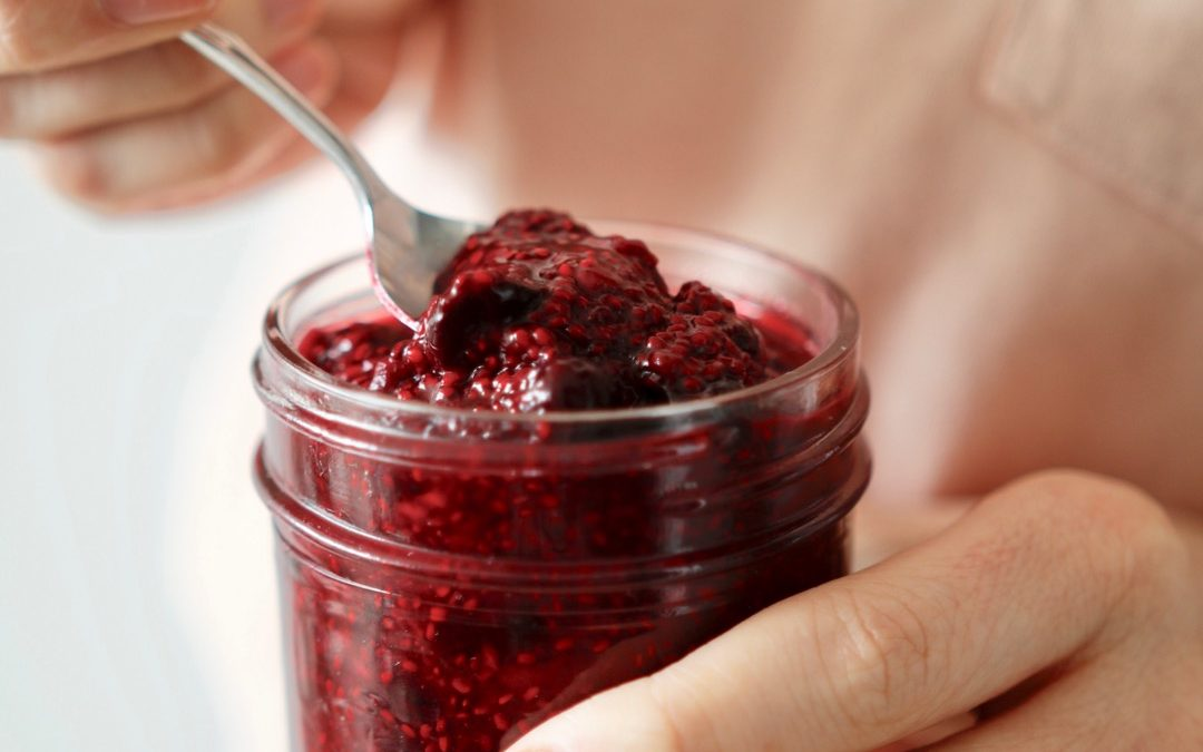 How to Make Chia Jam