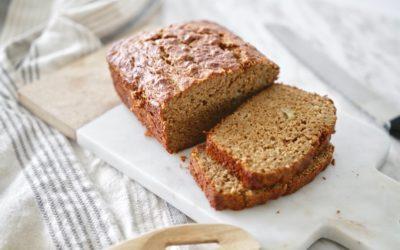 Gluten-Free Sorghum Banana Bread