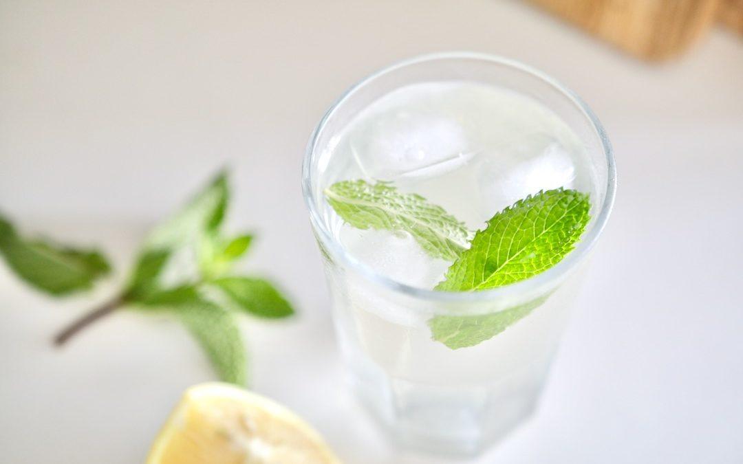 Minty Lemonade
