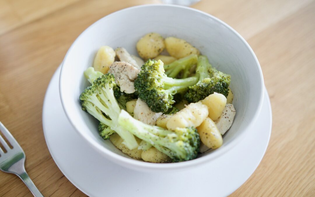 Chicken & Broccoli Gnocchi