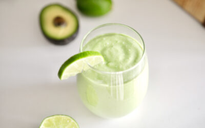 Key Lime Smoothie (Low Sugar)